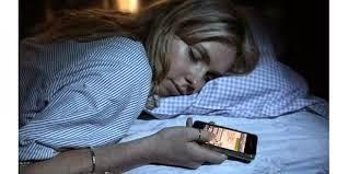 Tidur Matikan Smartphone