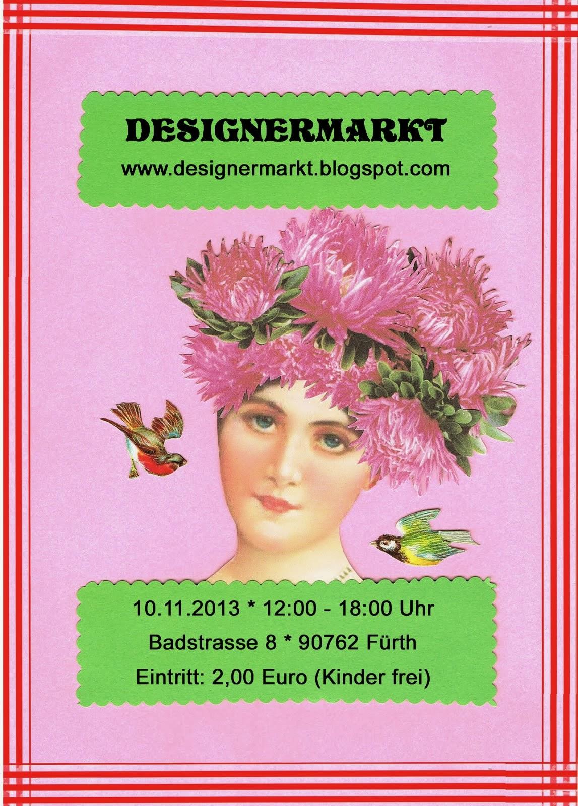 Designermarkt 10.11.2013