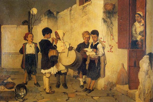 Ο «Μύλος των ξωτικών» και τα Ελληνικά Χριστούγεννα
