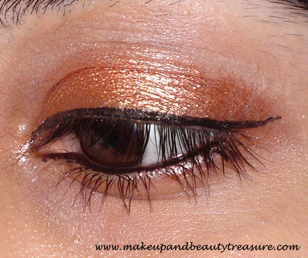 Faces Canada Beyond Black Long Stay Liquid Eye Liner Review, Swatches & EOTD