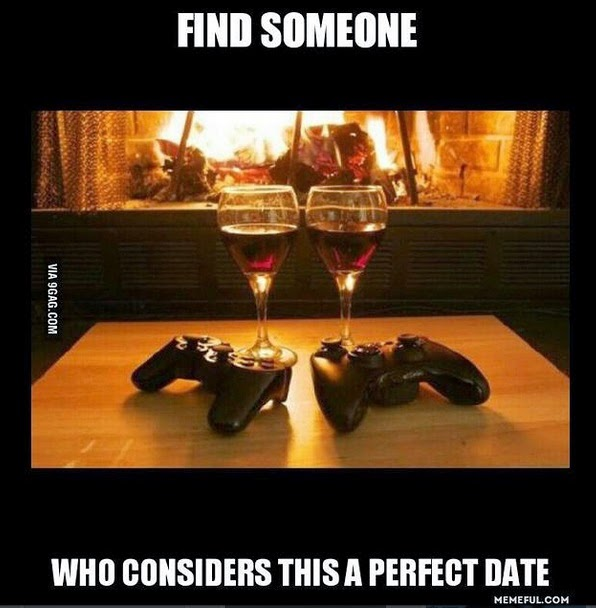 find someone who considers this a perfect date