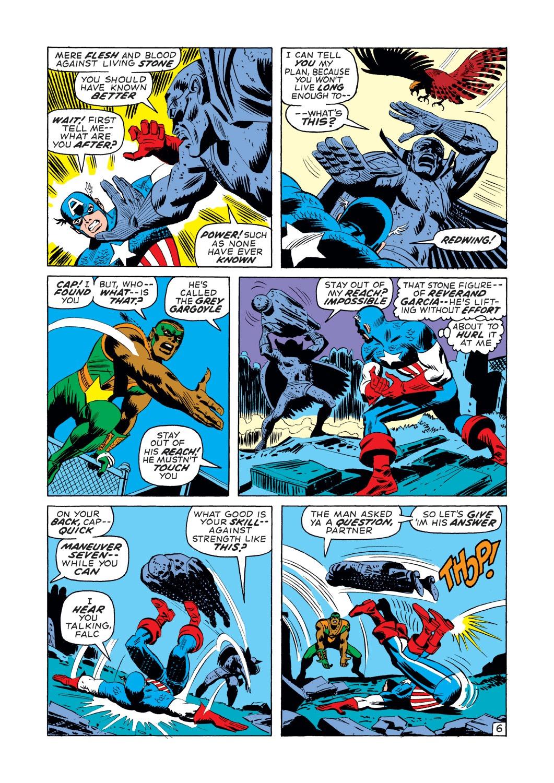 Captain America (1968) Issue #140 #54 - English 7