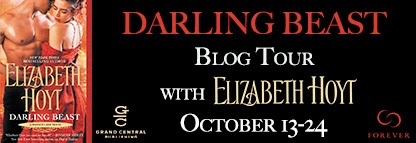 Darling Beast Blog Tour