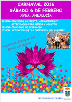 Carnaval de Benahavis 2016