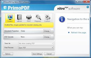 PrimoPDF 5.1.0.2 Freeware