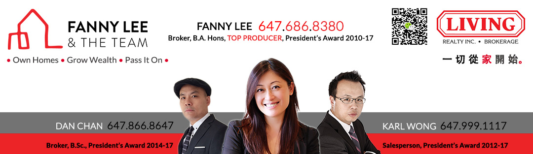 Real Estate by Fanny Lee & TheTeam :Own Homes. Grow Wealth. Pass It On.