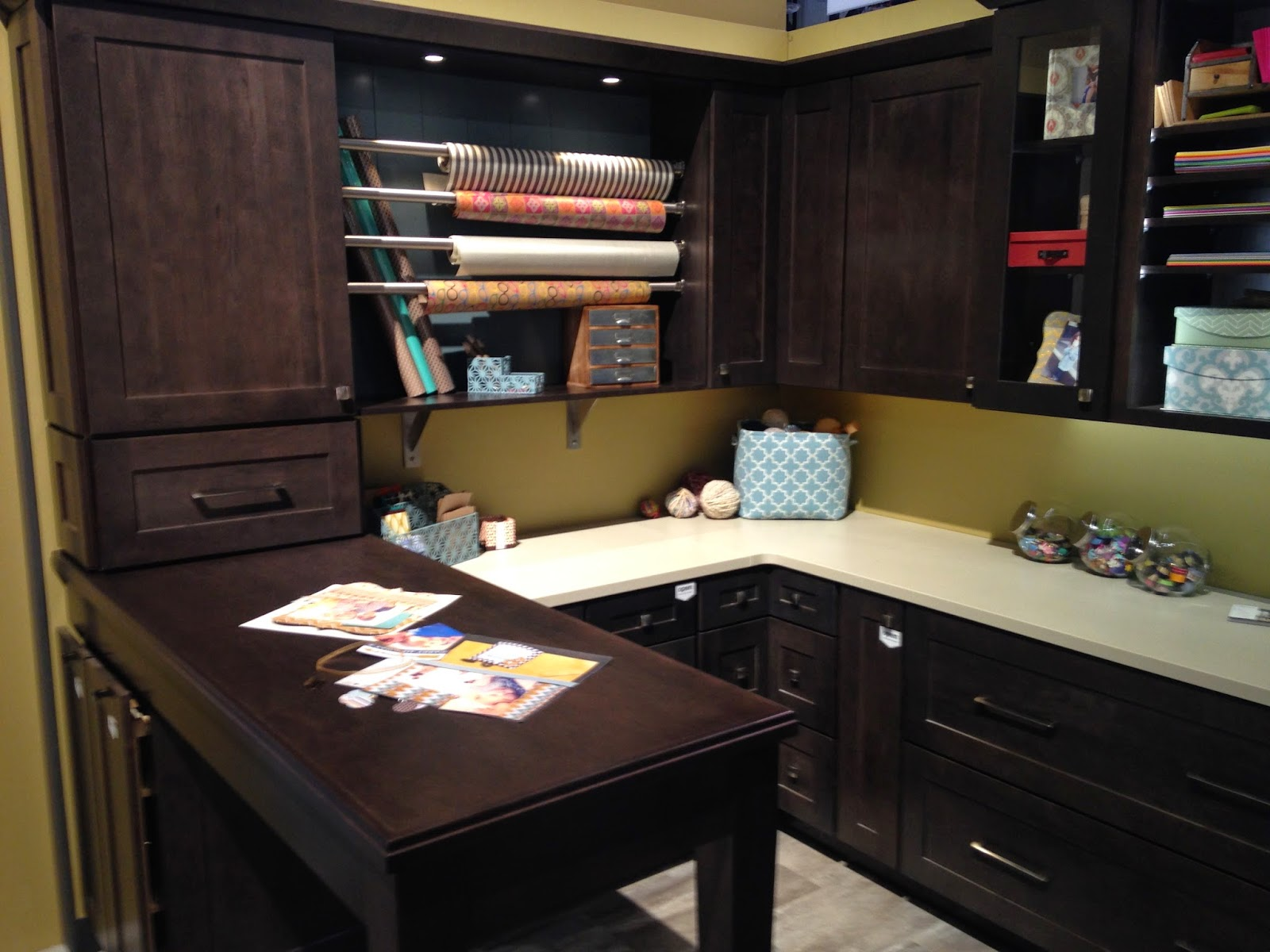 2015 International Builders Show , wellborn cabinets