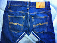 lovely nudie jeans size 33 L34