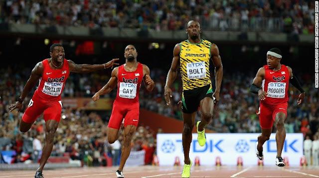 Usain Bolt 2015