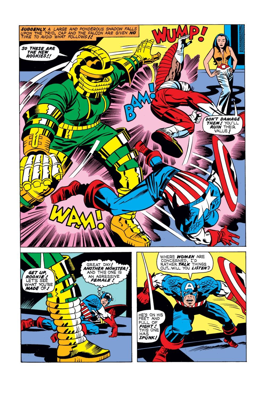 Captain America (1968) Issue #195 #109 - English 14