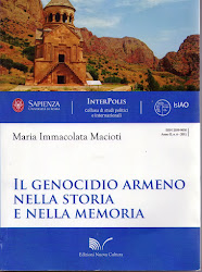 Il genocidio Armeno nella Storia e nella memroia