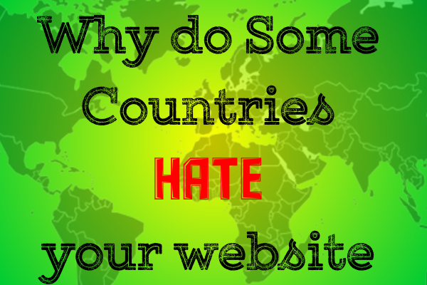 Why some countries hate your website front