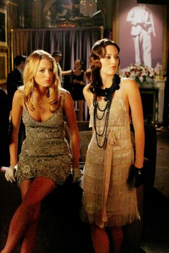 fashiontakemyheart: Gossip Girl: Serena & Blair