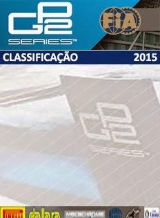 GP2 - Classificação Pilotos