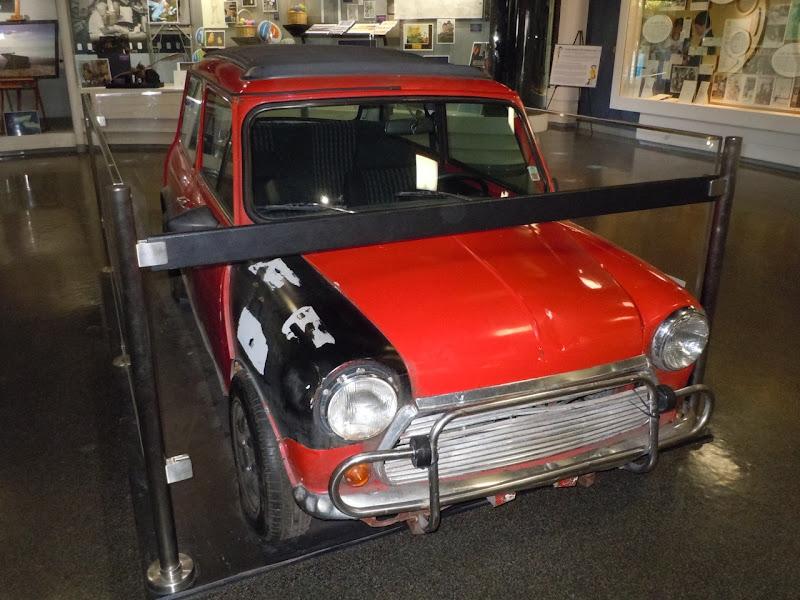 Bourne Identity Mini picture car