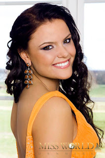 Miss World Denmark 2012 Fie Joy Abildskov