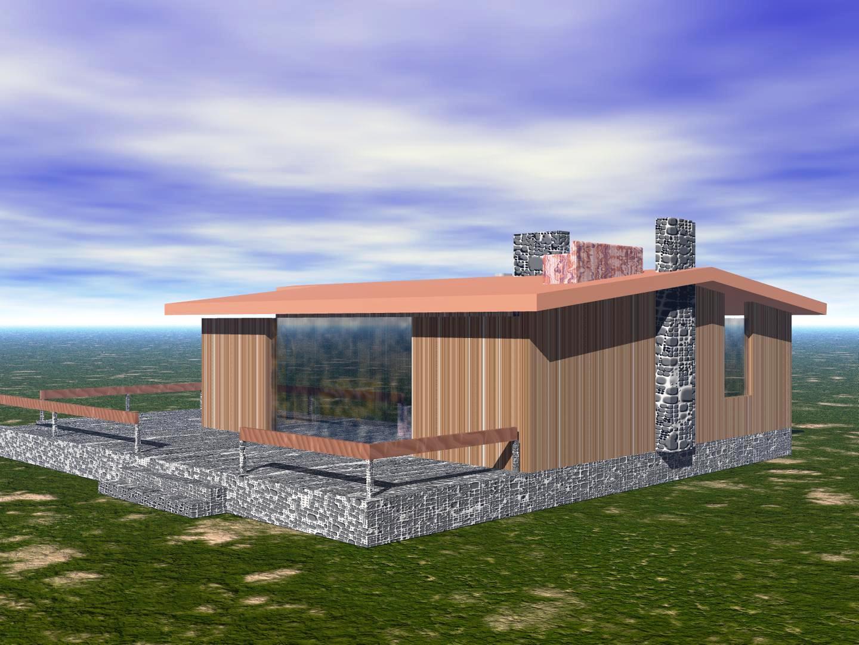 Arquitectura con identidad casa de campo en cieneguilla for Casa de campo arquitectura