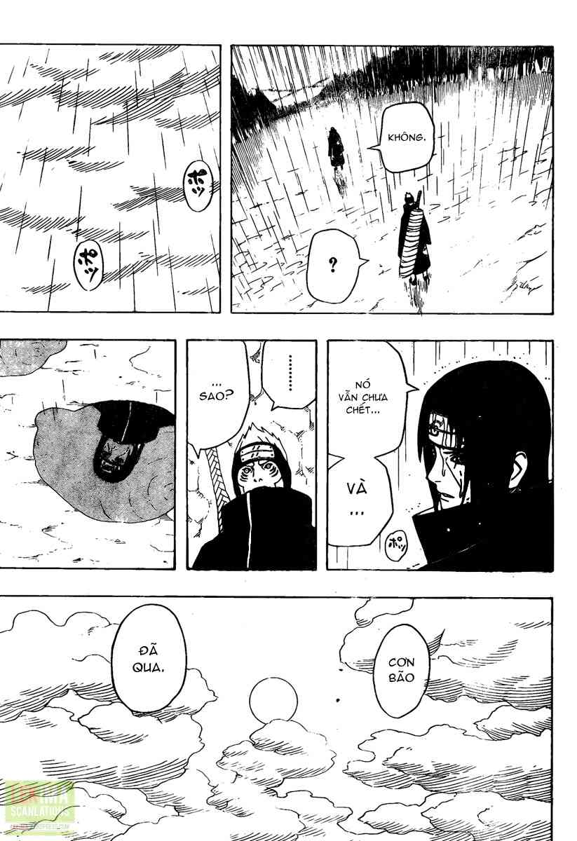 Naruto chap 364 Trang 4 - Mangak.info