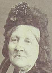 Mary Peacock nee Hugill