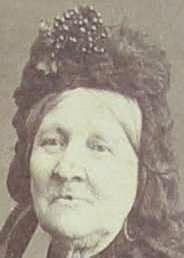 Mary Peacock nee Hugill