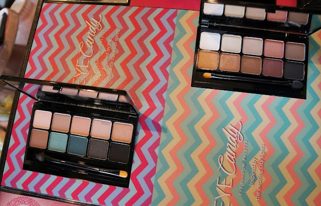 Pink Sugar Eye Candy Eye Shadow Palettes