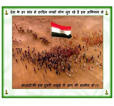 in the name of country india