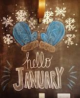 ¡Bienvenido Enero!