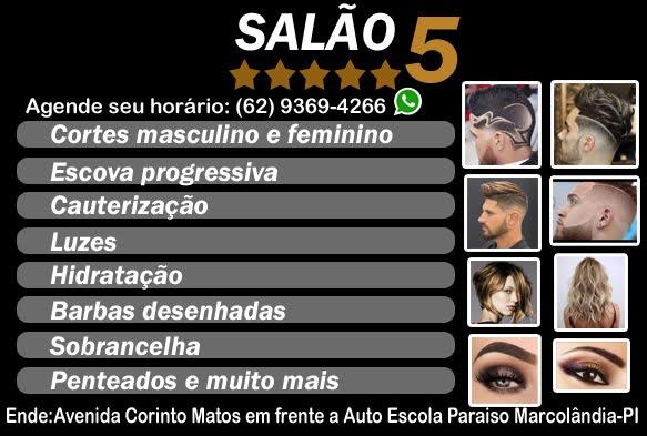 SALÃO 5 ESTRELAS
