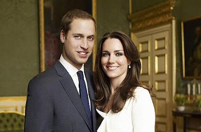 Prince William and Kate Middleton - royal wedding 2011