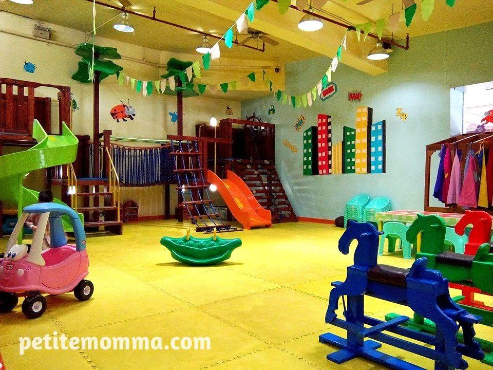 Greenhills playground