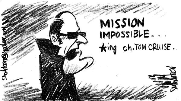 The News Cartoon-I 14-7-2011
