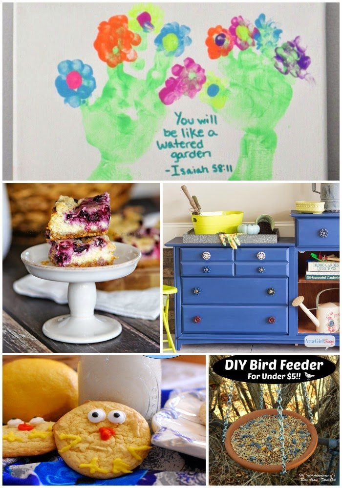 linkup party My Favorite Things Features