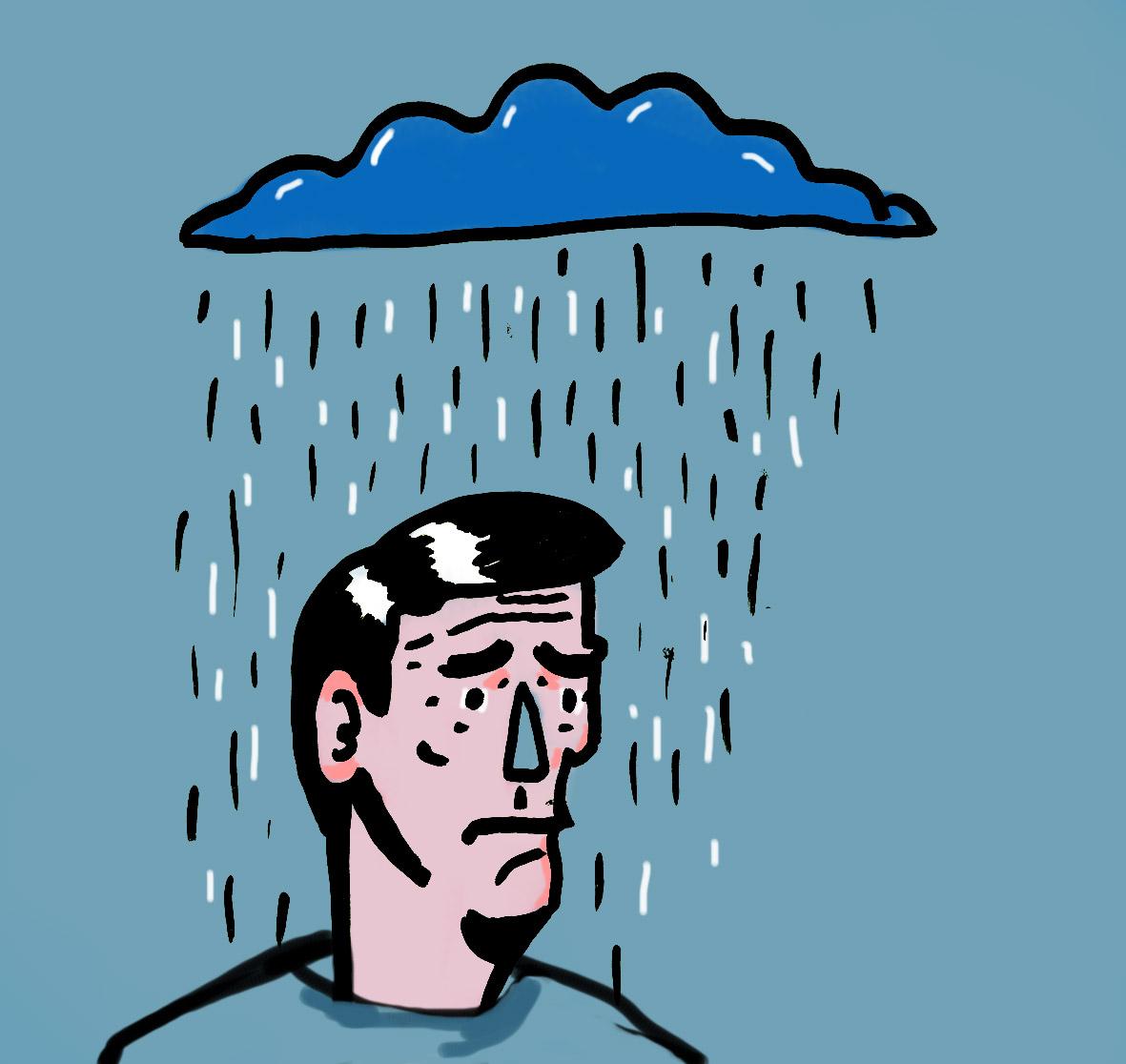 Slikovni rezultat za depresija