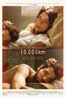 10,000 Km (2014) - Movie Review