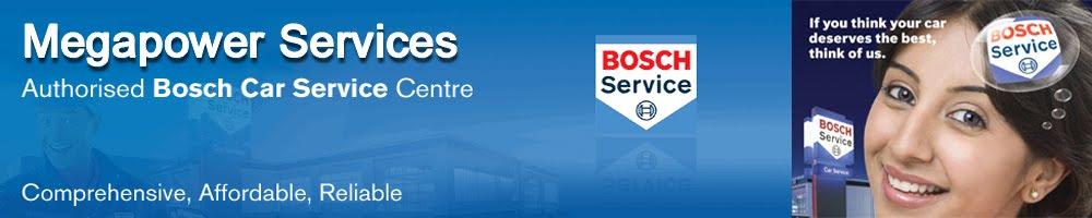 MegaPower -Bosch Car Service, Jammu