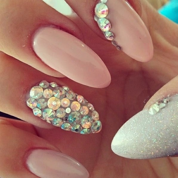 Best light pink nail designhttpnails sidespot best light pink nail design prinsesfo Choice Image