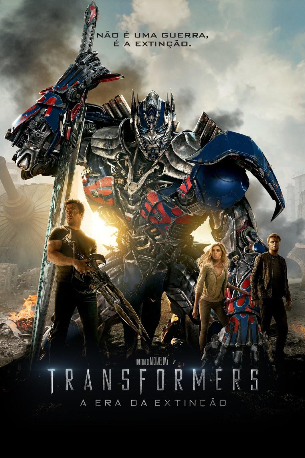 Transformers 4: A Era da Extinção – Dublado (2014)