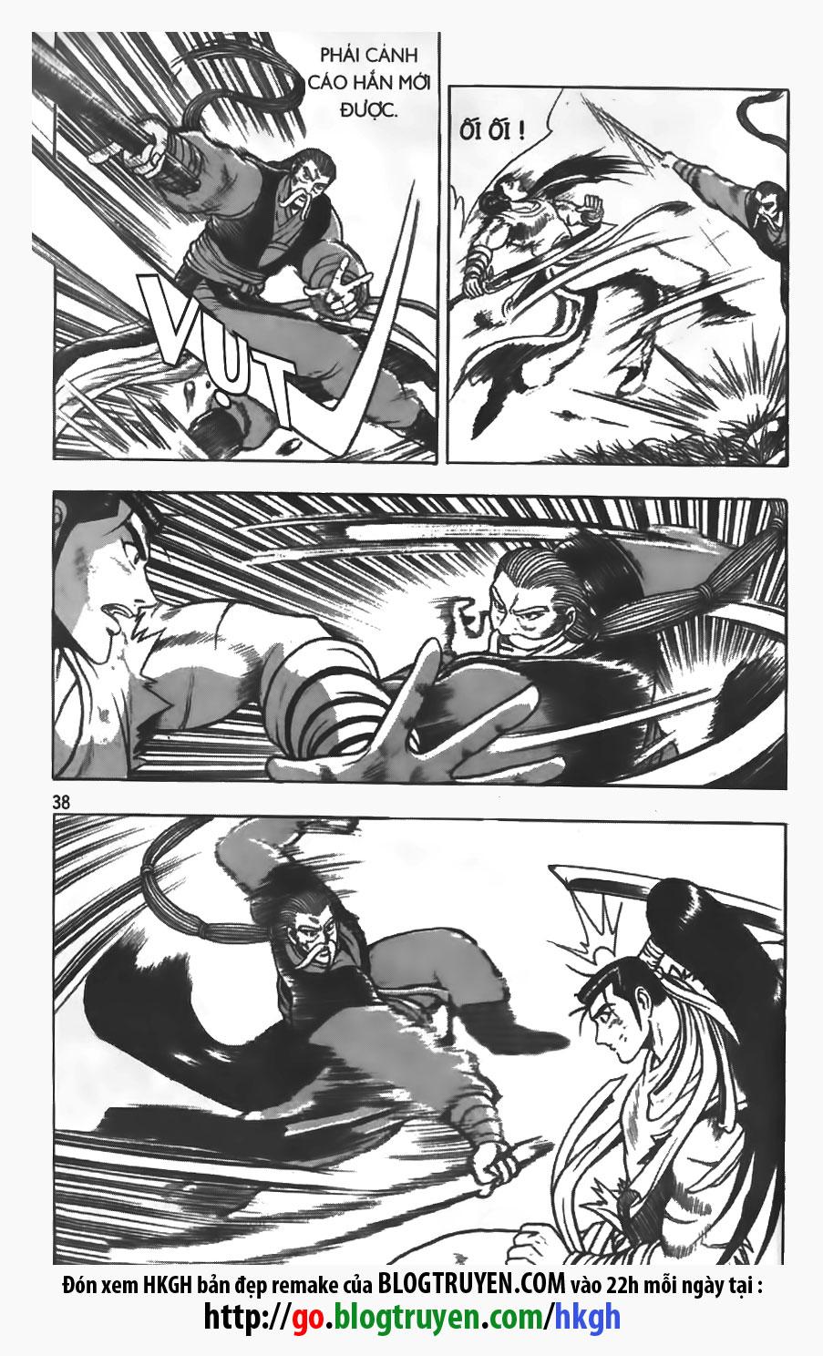 Hiệp Khách Giang Hồ chap 83 page 11 - IZTruyenTranh.com