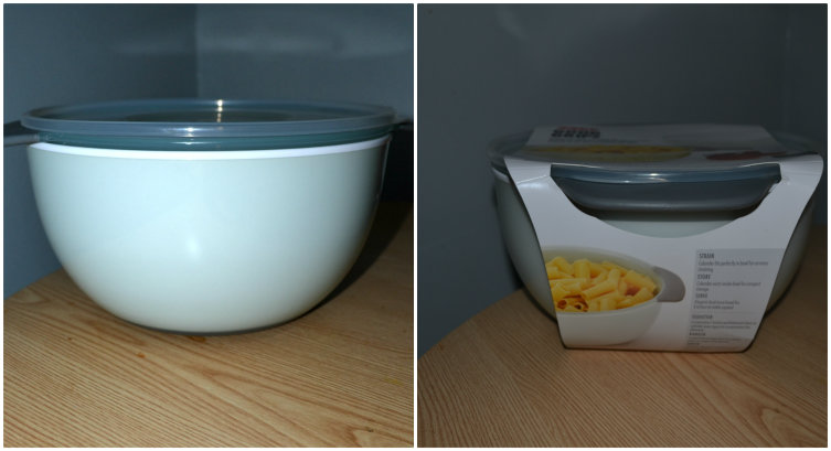 OXO 3 Piece Large Bowl & Colander Set review @ ups and downs, smiles and frowns