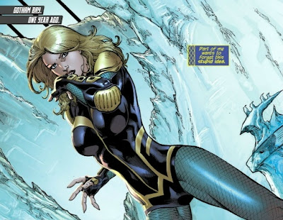 Black Canary from Birds of Prey #0
