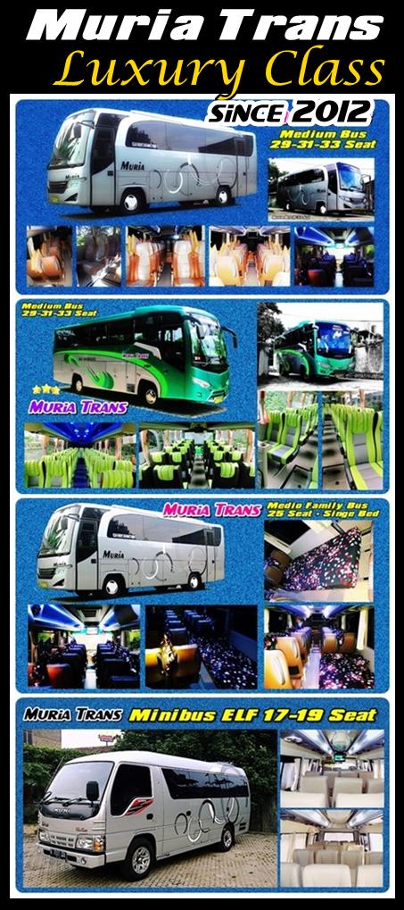 Bus Pariwisata Muria Trans
