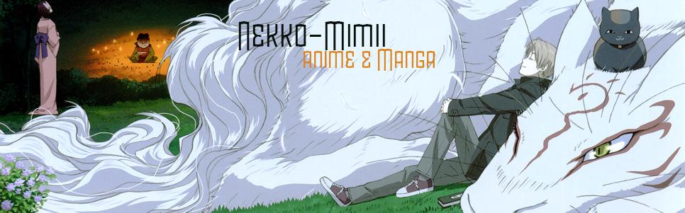 Nekko-Mimi - Anime e Manga