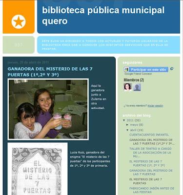 Biblioteca Pública Municipal de Quero