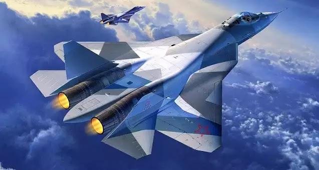 Ρωσική κυριαρχία με χρήση τεχνητής νοημοσύνης: Παραλαμβάνουν τα πρώτα 6 Τ-50 (PAK-FA)