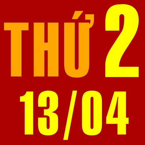 Tử vi 13/4/2015 Thứ Hai - 12 Con Giáp hôm nay