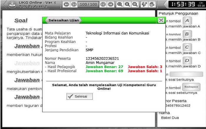 Download Aplikasi Simulasi UKA Guru Kelas SD