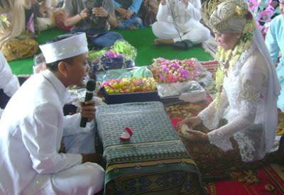 นิกะห์ประเพณีการแต่งงานของชาวไทยมุสลิม