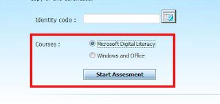 microsoft digital literacy productivity programs test item file answer key