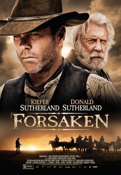 Film Forsaken 2016 Bioskop
