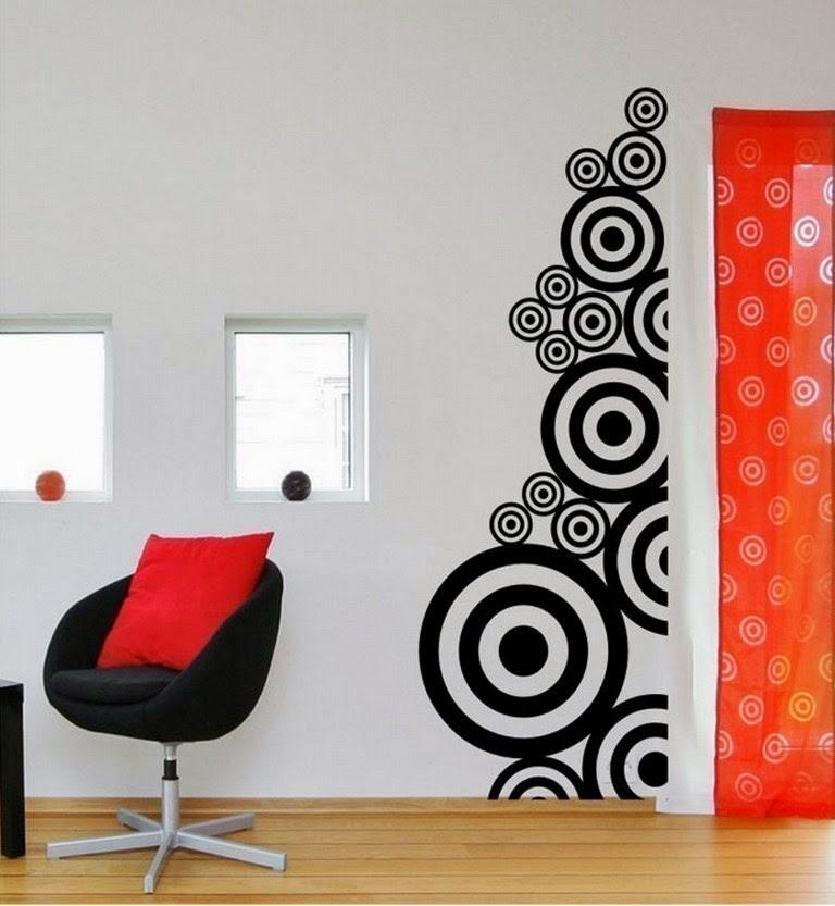 Pinturas Modernas Para Paredes. Elegant Imagen Habitacion Grande ...